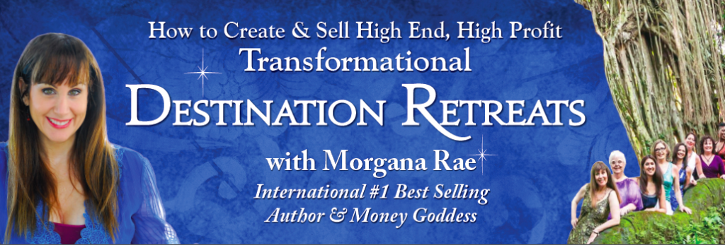 Destination Retreats Banner